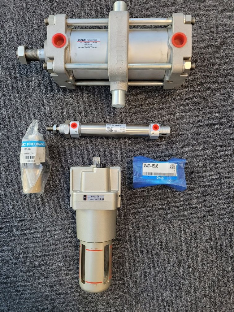 SMC Pneumatics Cylinders